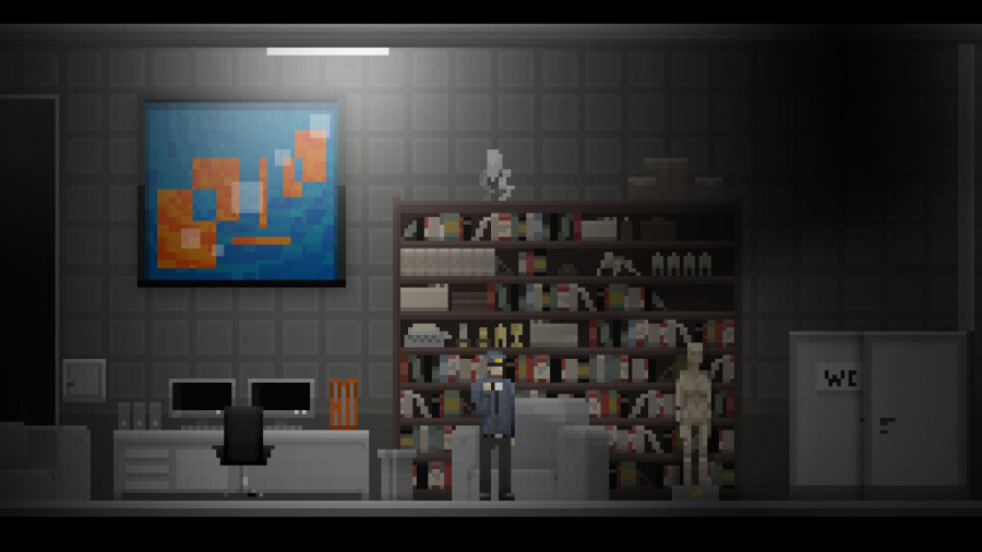 Uncanny Valley Review - Screenshot 1 of 3