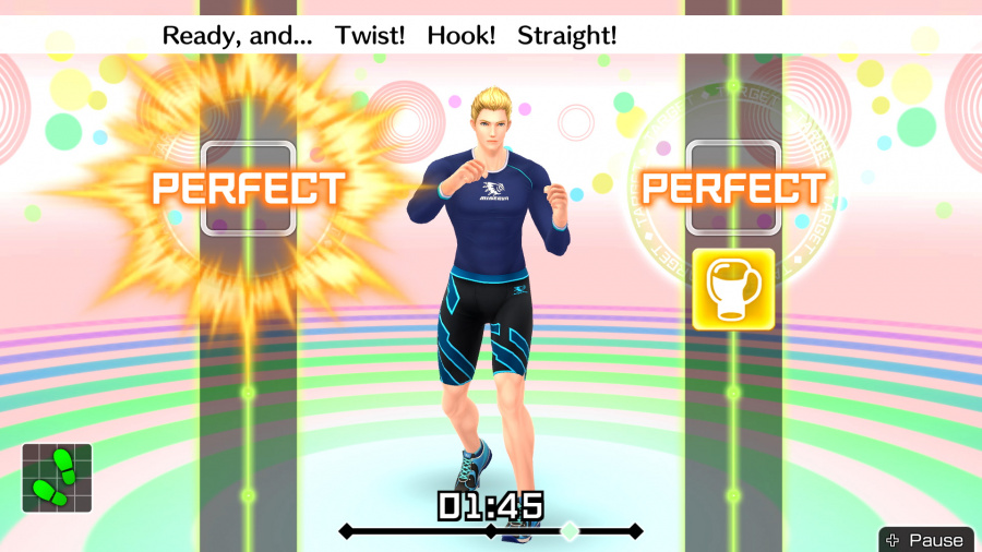 Fitness Boxing Review - Screenshot 4 of 5