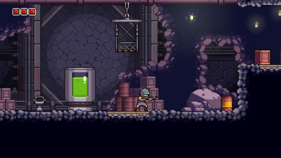 Omega Strike Review - Screenshot 2 of 4