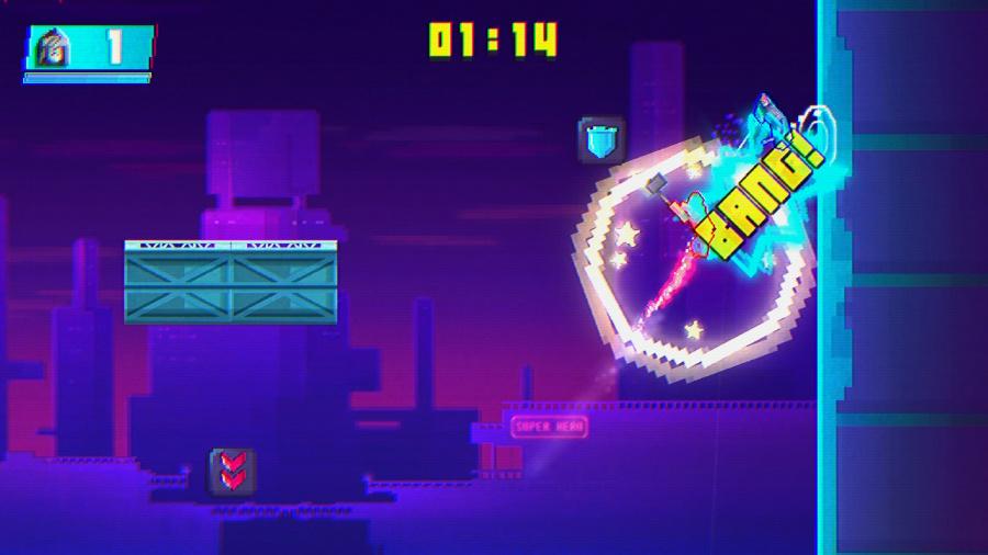 Super Hero Fight Club: Reloaded Review - Screenshot 1 of 3
