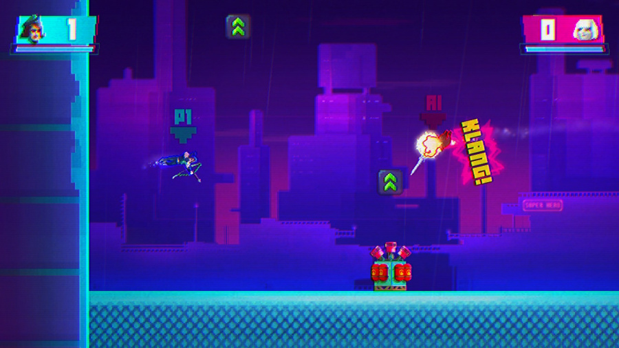 Super Hero Fight Club: Reloaded Review - Screenshot 2 of 3