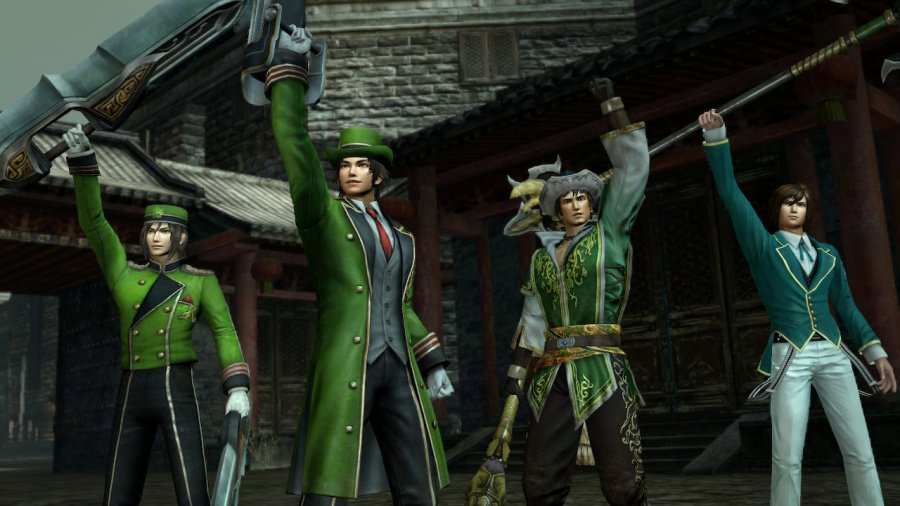 Dynasty Warriors 8 Xtreme Legends Definitive Edition Review - Screenshot 2 of 4