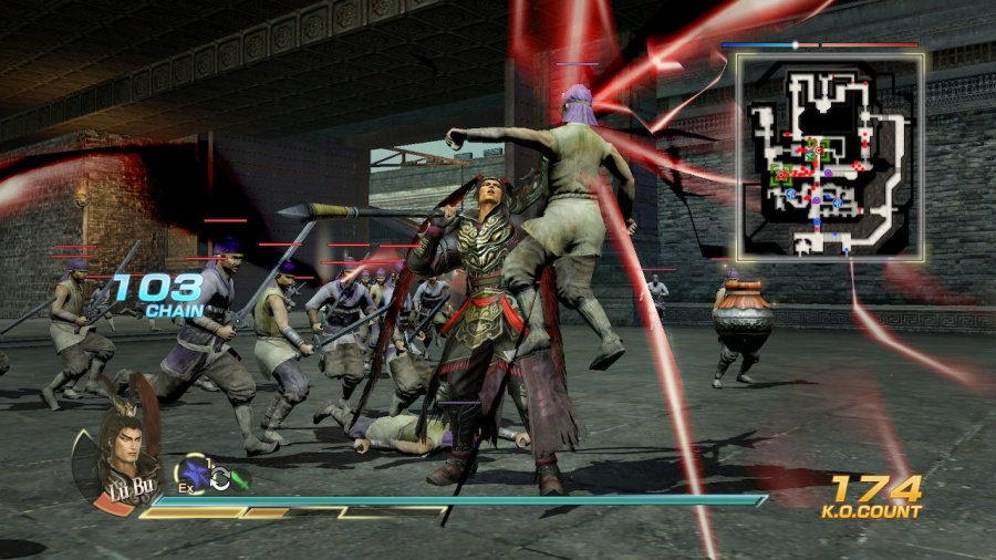 Dynasty Warriors 8 Xtreme Legends Definitive Edition Review - Screenshot 1 of 4