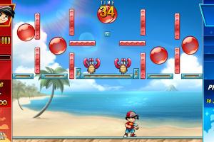 Pang Adventures Screenshot
