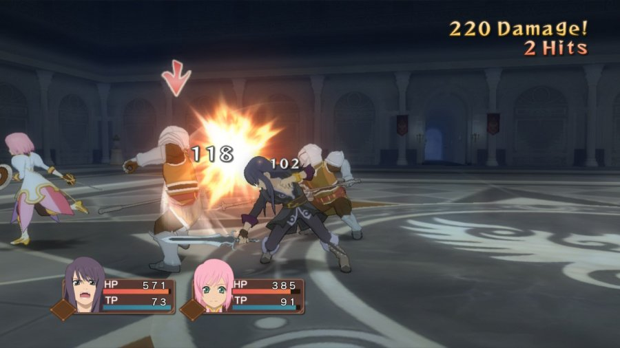 Tales of Vesperia: Definitive Edition Review - Screenshot 1 of 3