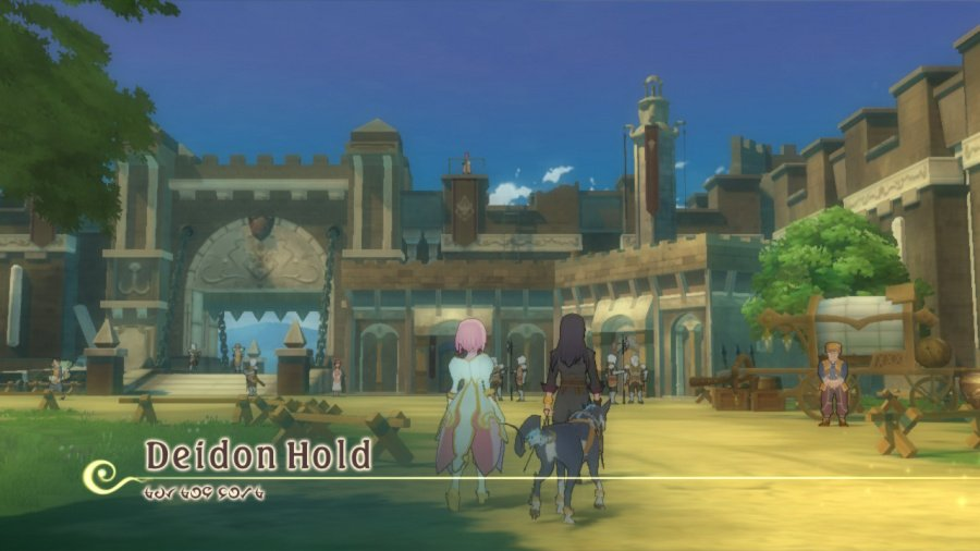Tales of Vesperia: Definitive Edition Review - Screenshot 1 of 4