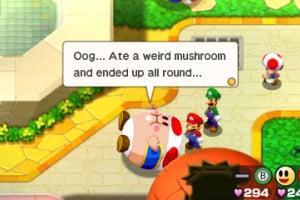 Mario & Luigi: Bowser's Inside Story + Bowser Jr.'s Journey Screenshot