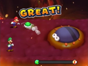 Mario & Luigi: Bowser's Inside Story + Bowser Jr.'s Journey Review - Screenshot 7 of 9