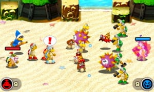 Mario & Luigi: Bowser's Inside Story + Bowser Jr.'s Journey Review - Screenshot 3 of 9