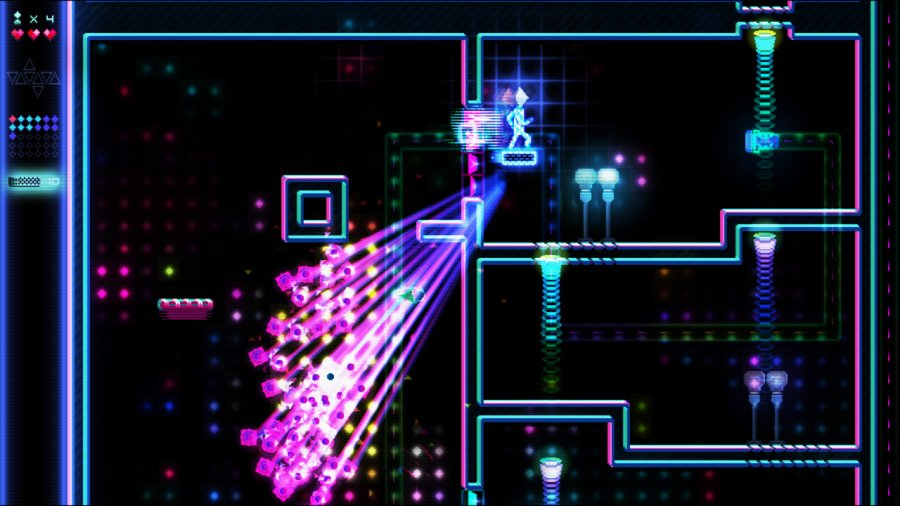 Octahedron: Transfixed Edition Review - Screenshot 1 of 3