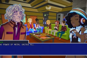 YIIK: A Postmodern RPG Screenshot