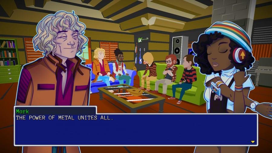 YIIK: A Postmodern RPG Review - Screenshot 7 of 8