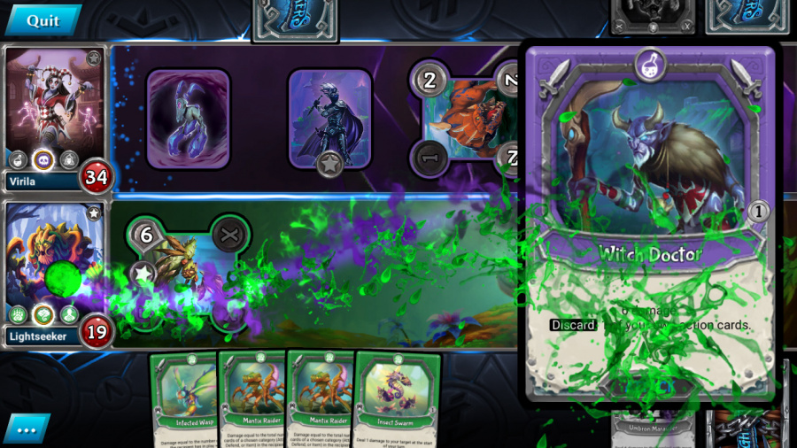 Lightseekers Review - Screenshot 3 of 4