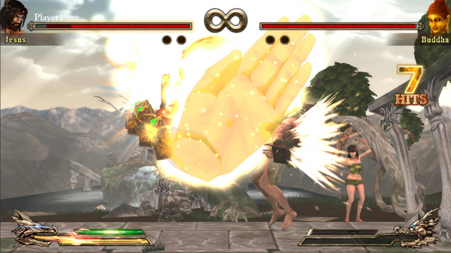 Fight of Gods Review - Screenshot 2 of 3