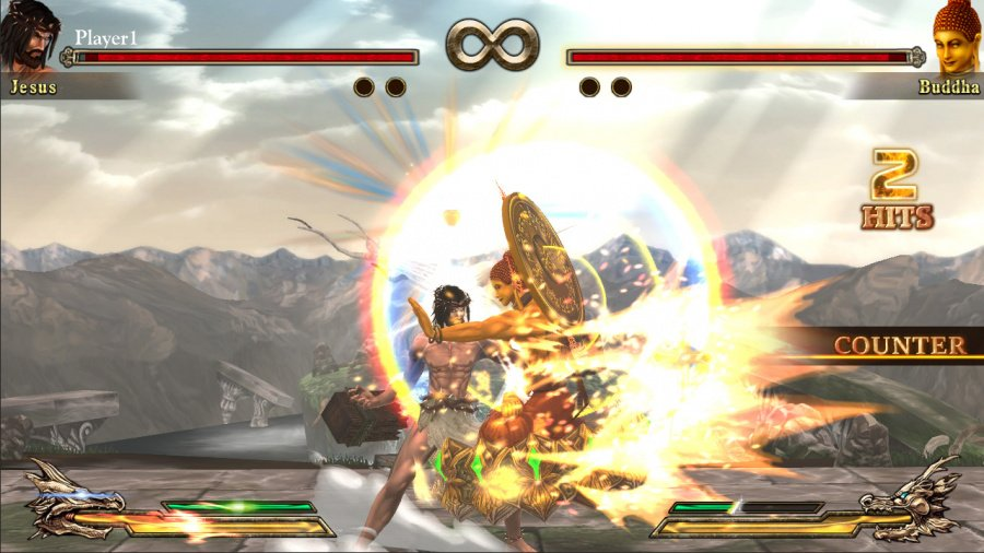 Fight of Gods Review - Screenshot 3 of 3