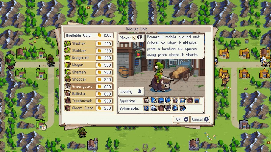 Wargroove Review - Screenshot 1 of 6