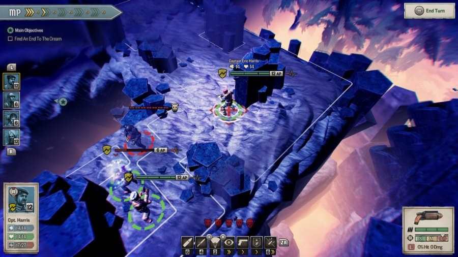 Achtung! Cthulhu Tactics Review - Screenshot 2 of 4