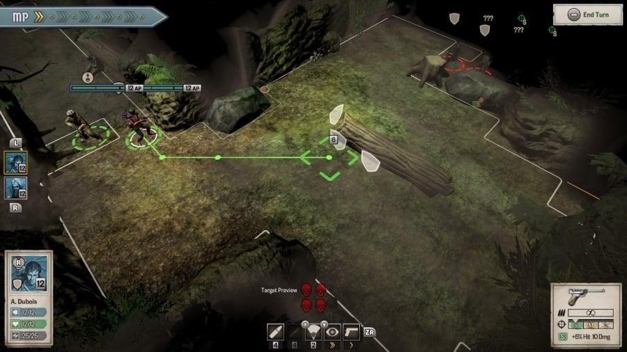 Achtung! Cthulhu Tactics Review - Screenshot 3 of 4