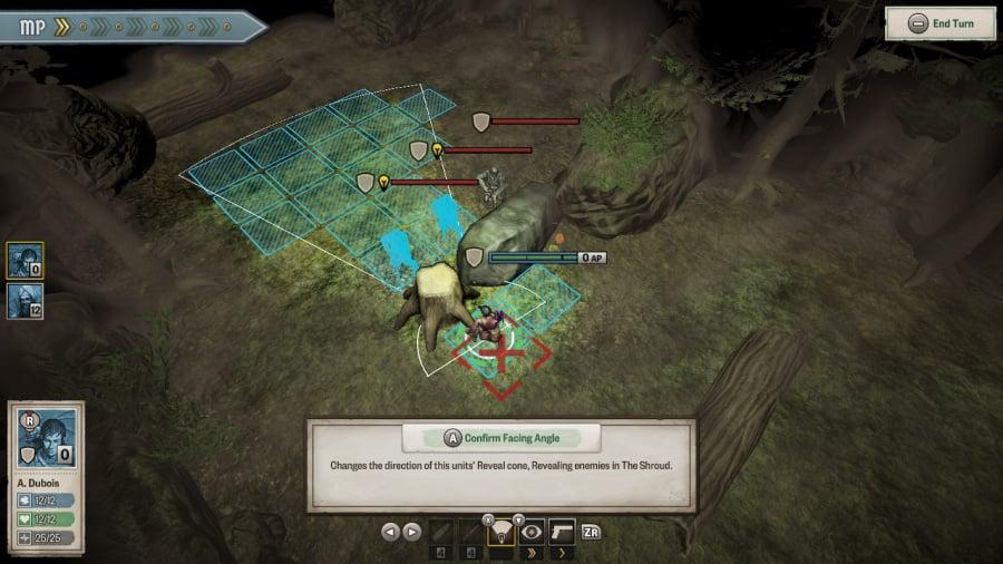 Achtung! Cthulhu Tactics Review - Screenshot 4 of 4