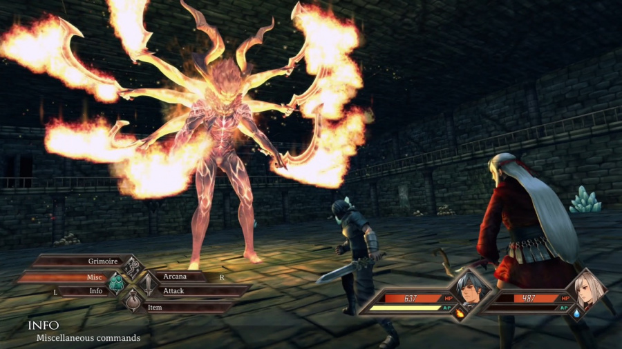 Legrand Legacy: Tale of the Fatebounds Review - Screenshot 1 of 3