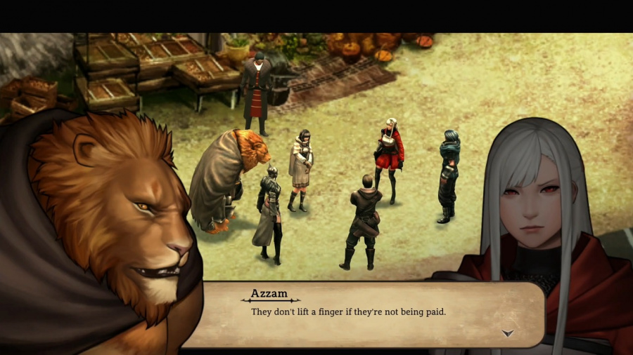 Legrand Legacy: Tale of the Fatebounds Review - Screenshot 4 of 4