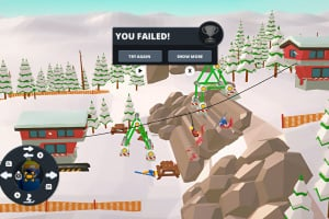 When Ski Lifts Go Wrong Screenshot