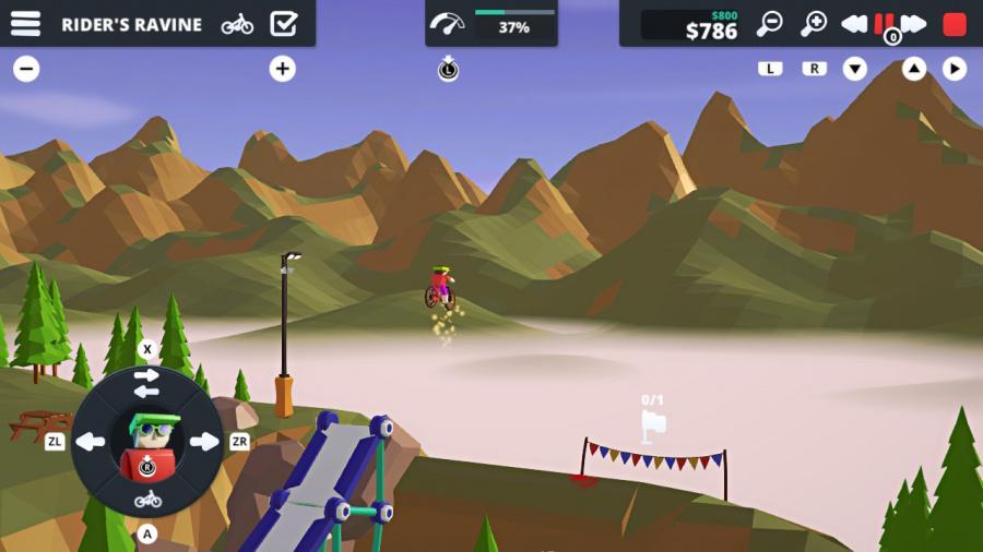 When Ski Lifts Go Wrong Review - Screenshot 4 of 4