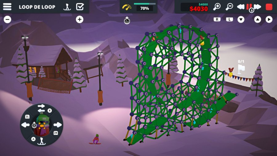 When Ski Lifts Go Wrong Review - Screenshot 3 of 4