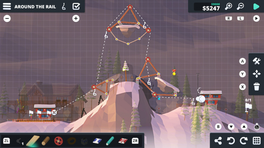 When Ski Lifts Go Wrong Review - Screenshot 2 of 4