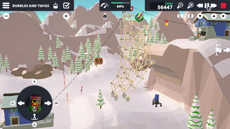 When Ski Lifts Go Wrong Review - Screenshot 1 of 4