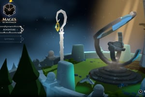 Mages of Mystralia Screenshot