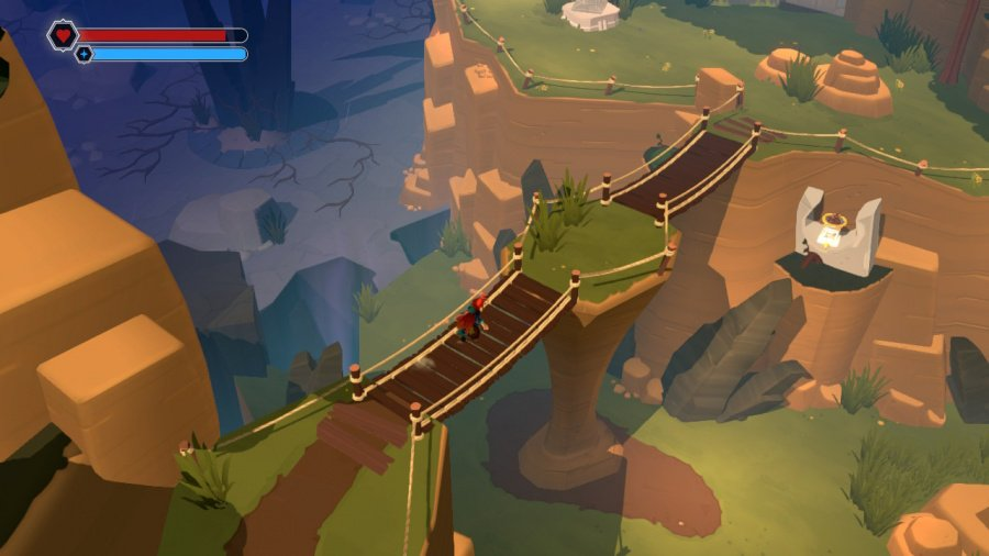 Mages of Mystralia Review - Screenshot 1 of 6