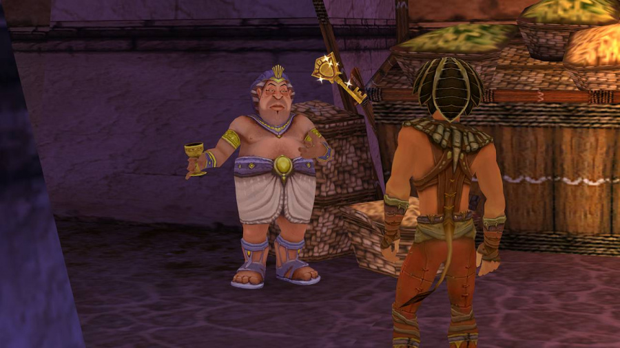 Sphinx and the Cursed Mummy Review - Screenshot 1 of 3