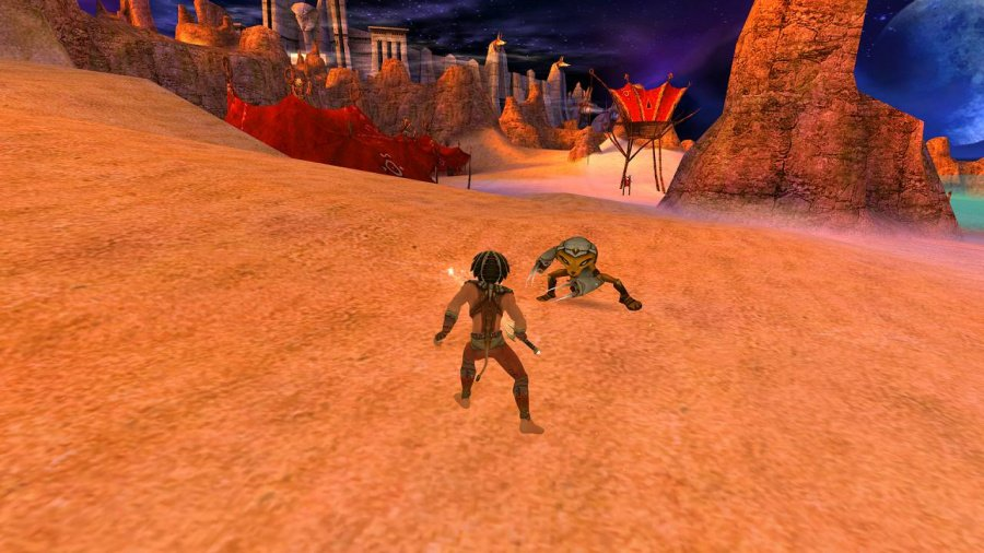 Sphinx and the Cursed Mummy Review - Screenshot 2 of 3