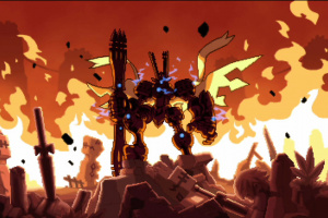 Dragon: Marked for Death Screenshot