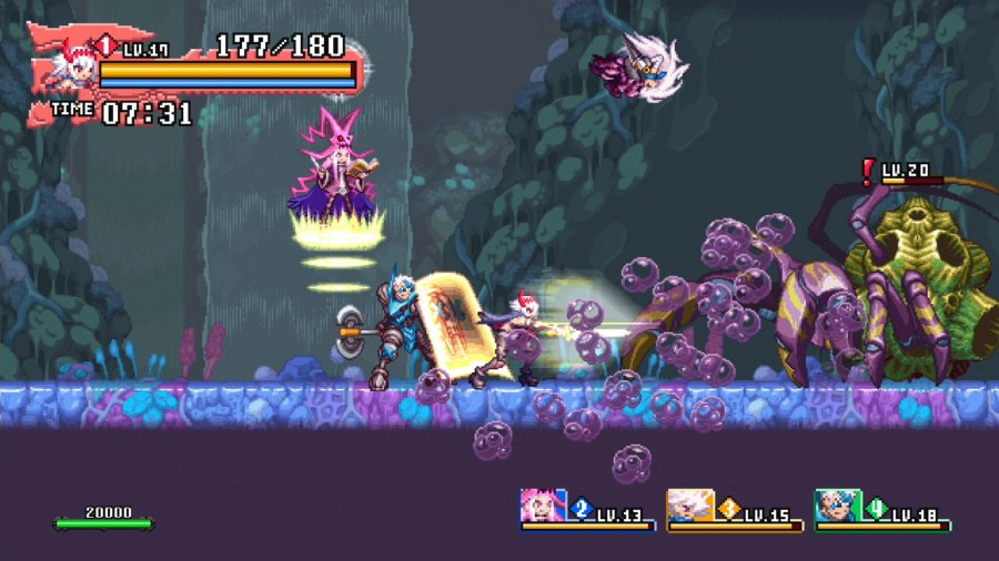 Dragon: Marked for Death Review - Screenshot 1 of 4