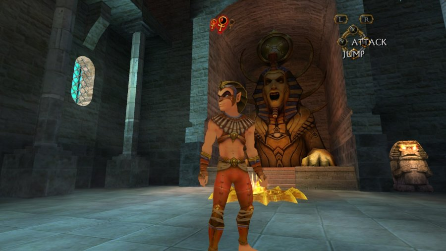 Sphinx and the Cursed Mummy Review - Screenshot 3 of 3