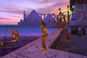 Sphinx and the Cursed Mummy Screenshot