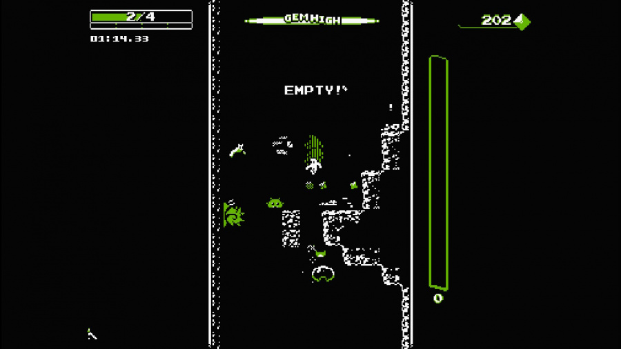 Downwell Review - Screenshot 3 of 5