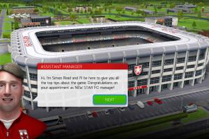 New Star Manager Screenshot