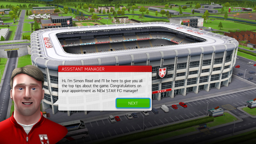 New Star Manager Review - Screenshot 4 of 4