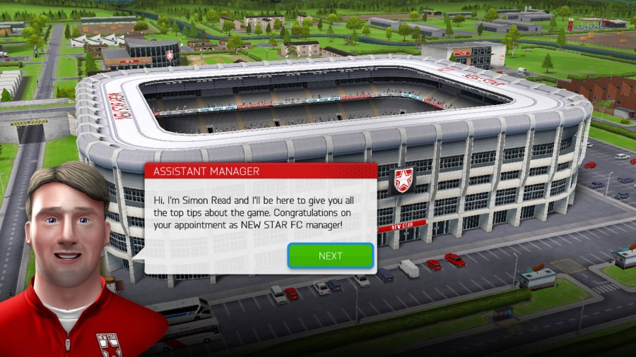 New Star Manager Review - Screenshot 1 of 4