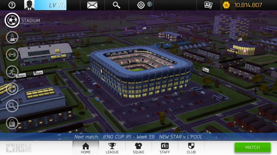 New Star Manager Review - Screenshot 2 of 4