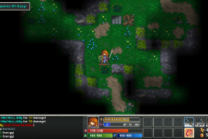 Tangledeep Screenshot