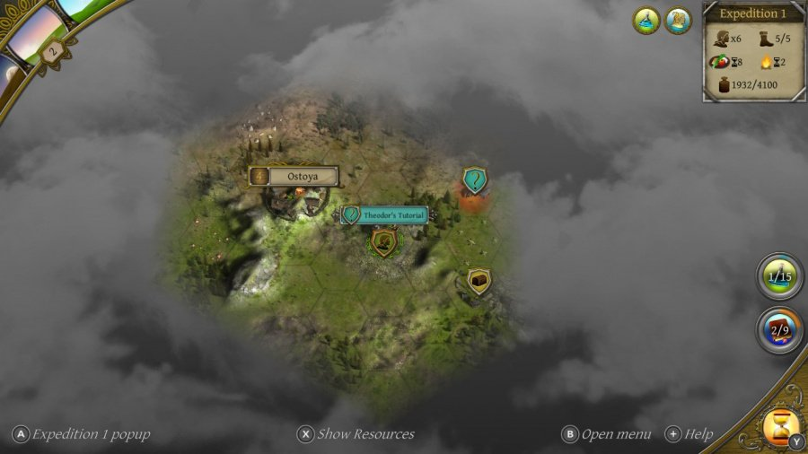 Thea: The Awakening Review - Screenshot 1 of 3