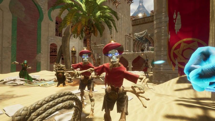 City of Brass Review - Screenshot 2 of 4