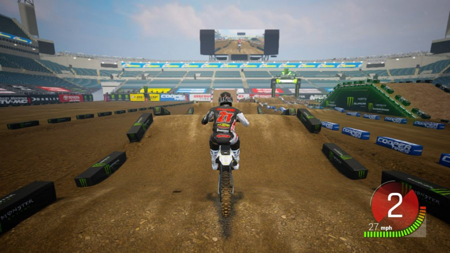 Monster Energy Supercross - The Official Videogame 2 Review - Screenshot 3 of 4