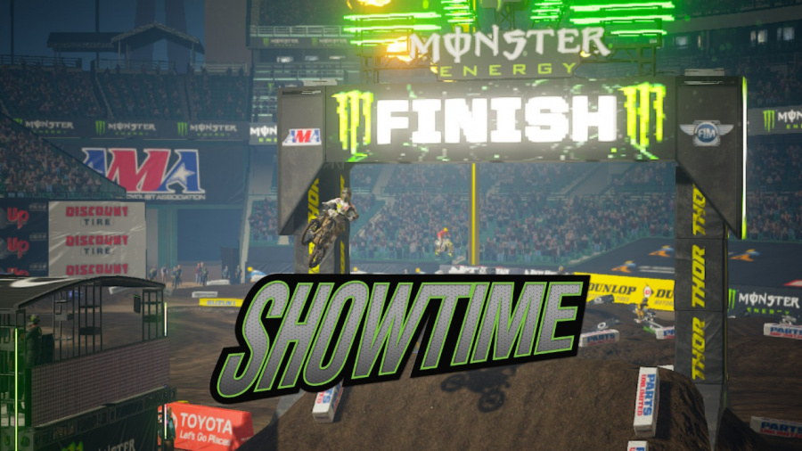Monster Energy Supercross - The Official Videogame 2 Review - Screenshot 1 of 4