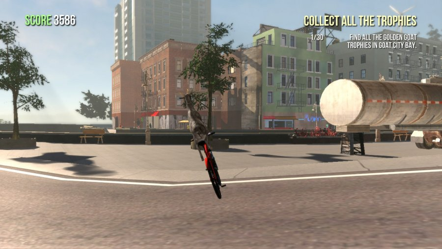 Goat Simulator: The GOATY Review - Screenshot 3 of 4