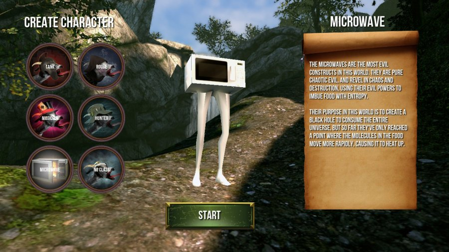 Goat Simulator: The GOATY Review - Screenshot 1 of 4